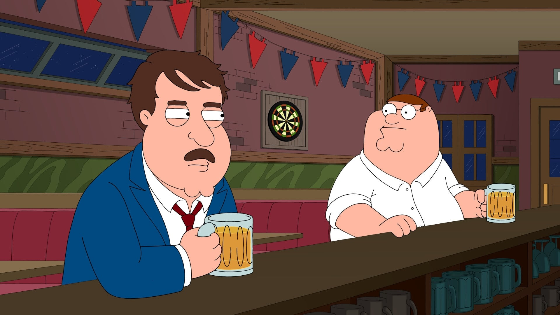 Family Guy Season 14 :Episode 18  The New Adventures of Old Tom