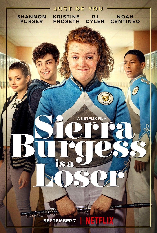 Póster Sierra Burgess es una perdedora