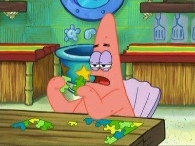 SpongeBob SquarePants Season 6 :Episode 30  Squid's Visit