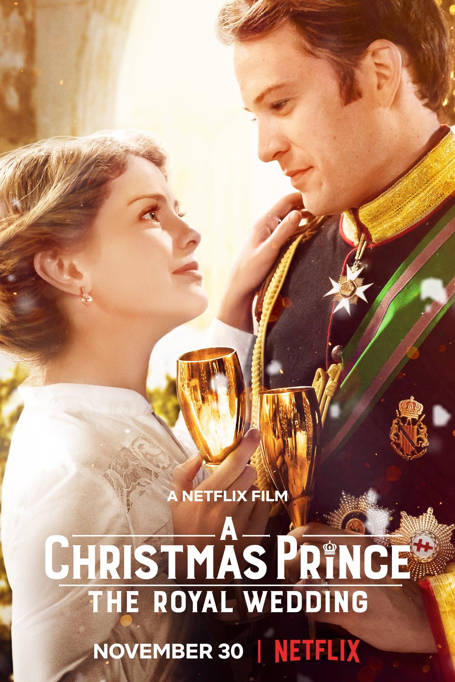 Póster Un príncipe para Navidad: La boda real