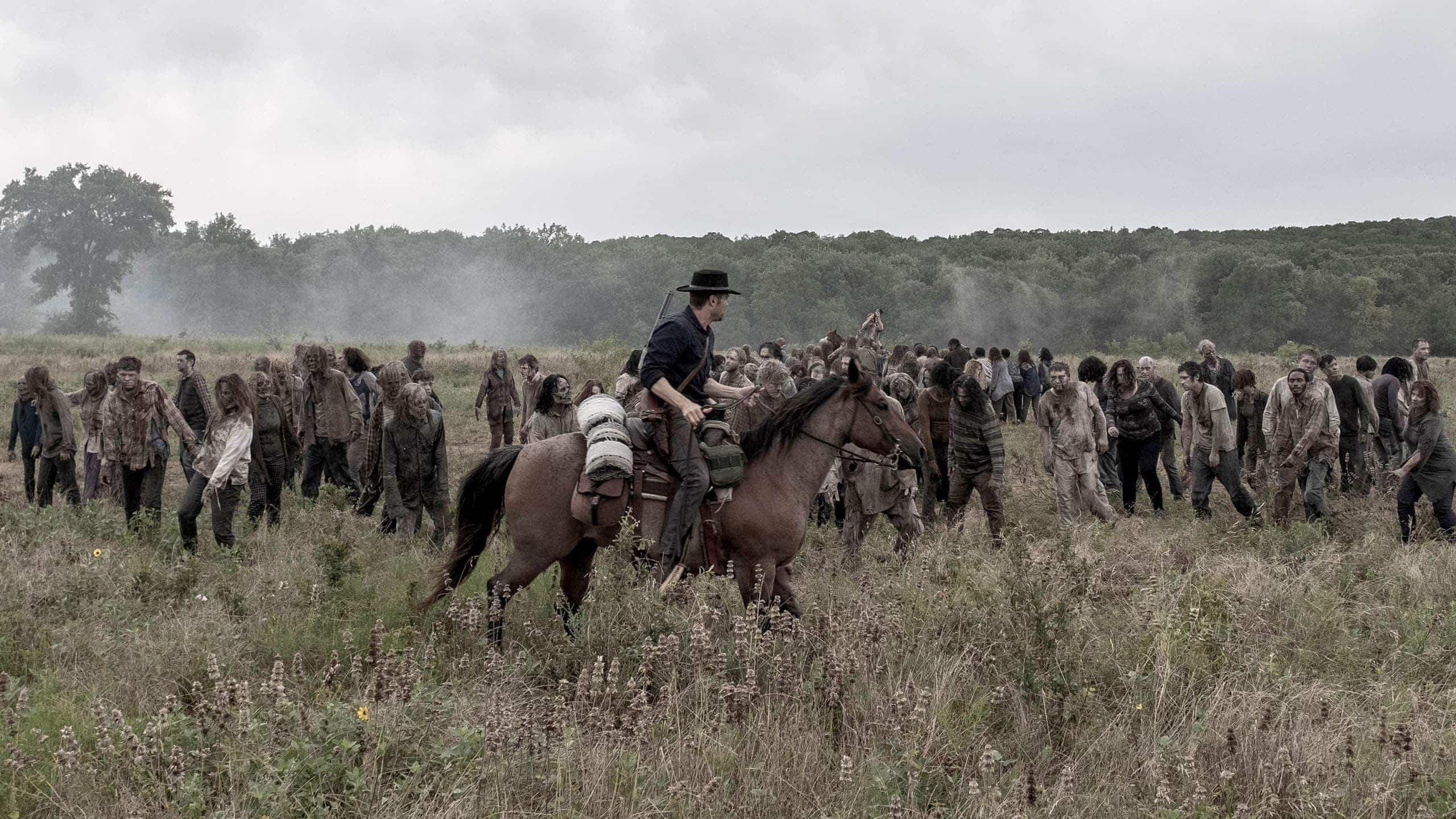 Fear the Walking Dead - Season 5 Episode 16 : End of the Line