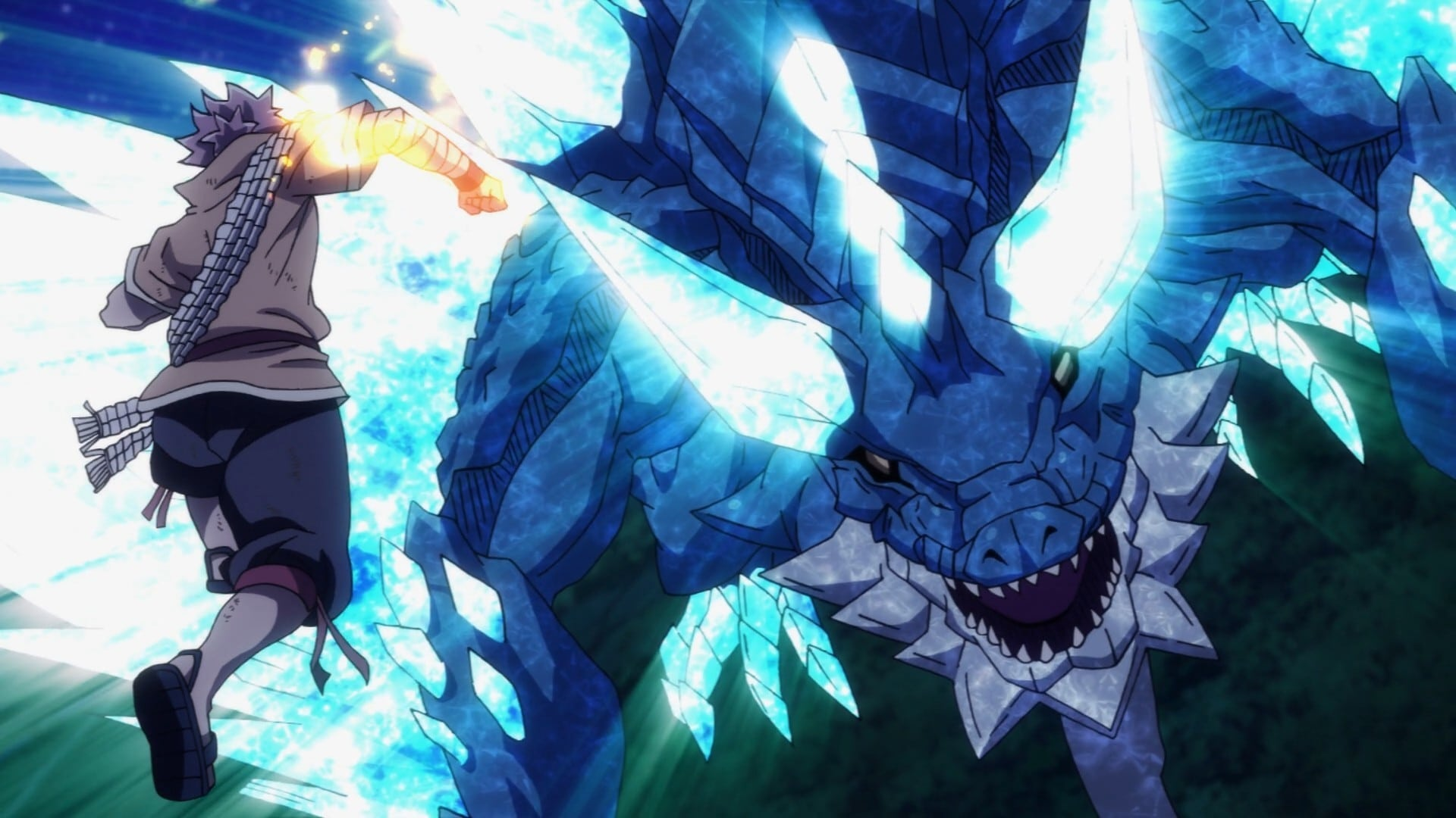Fairy Tail Season 0 :Episode 12  Fairy Tail: Dragon Cry
