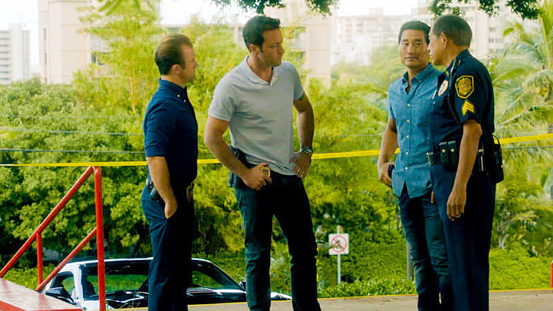 Hawaii Five-0 - Season 5 Episode 2 : Ka Makuakāne (Family Man)