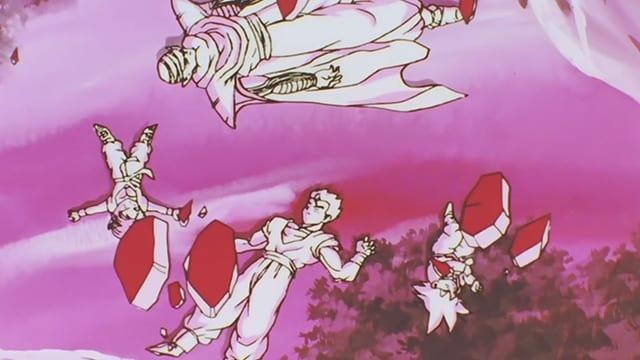 Dragon Ball Z Kai Season 6 :Episode 17  Earth Disappears!! The Original Buu's Single Cruel Blast!!