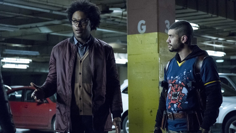 Arrow Season 5 :Episode 11  Second Chances