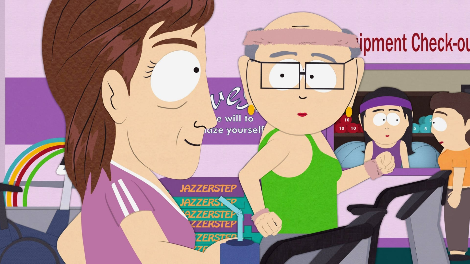 South Park Season 11 :Episode 6  D-Yikes!