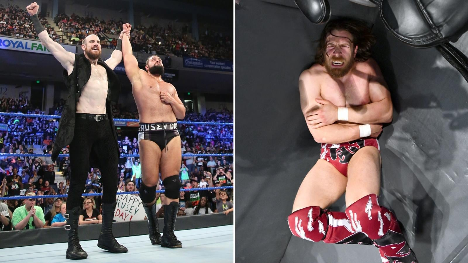 WWE Friday Night SmackDown • S20E19
