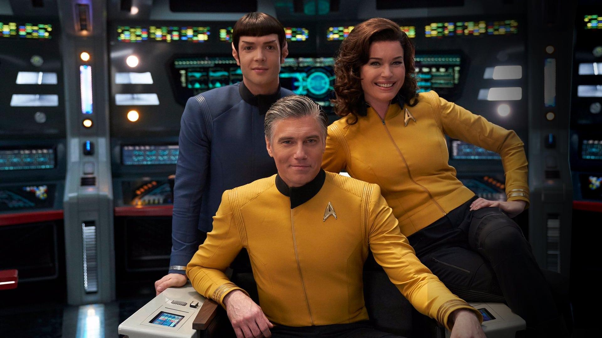 Star Trek: Strange New Worlds