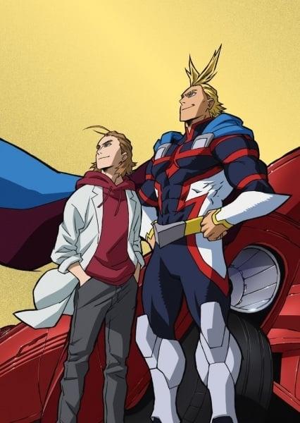 My Hero Academia Season 0