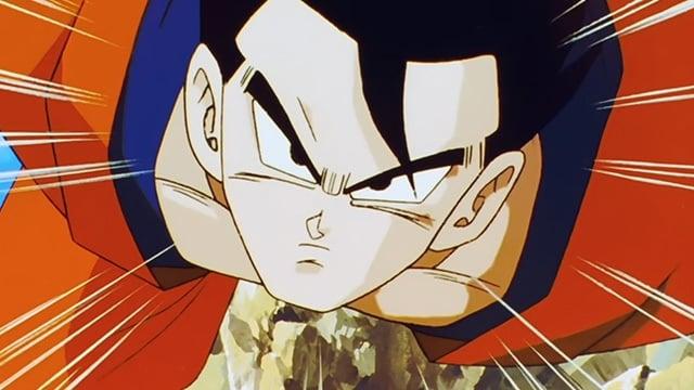 Dragon Ball Z Kai Season 6 :Episode 8  You Kept Everyone Waiting! A Reborn Gohan Returns to Earth!!