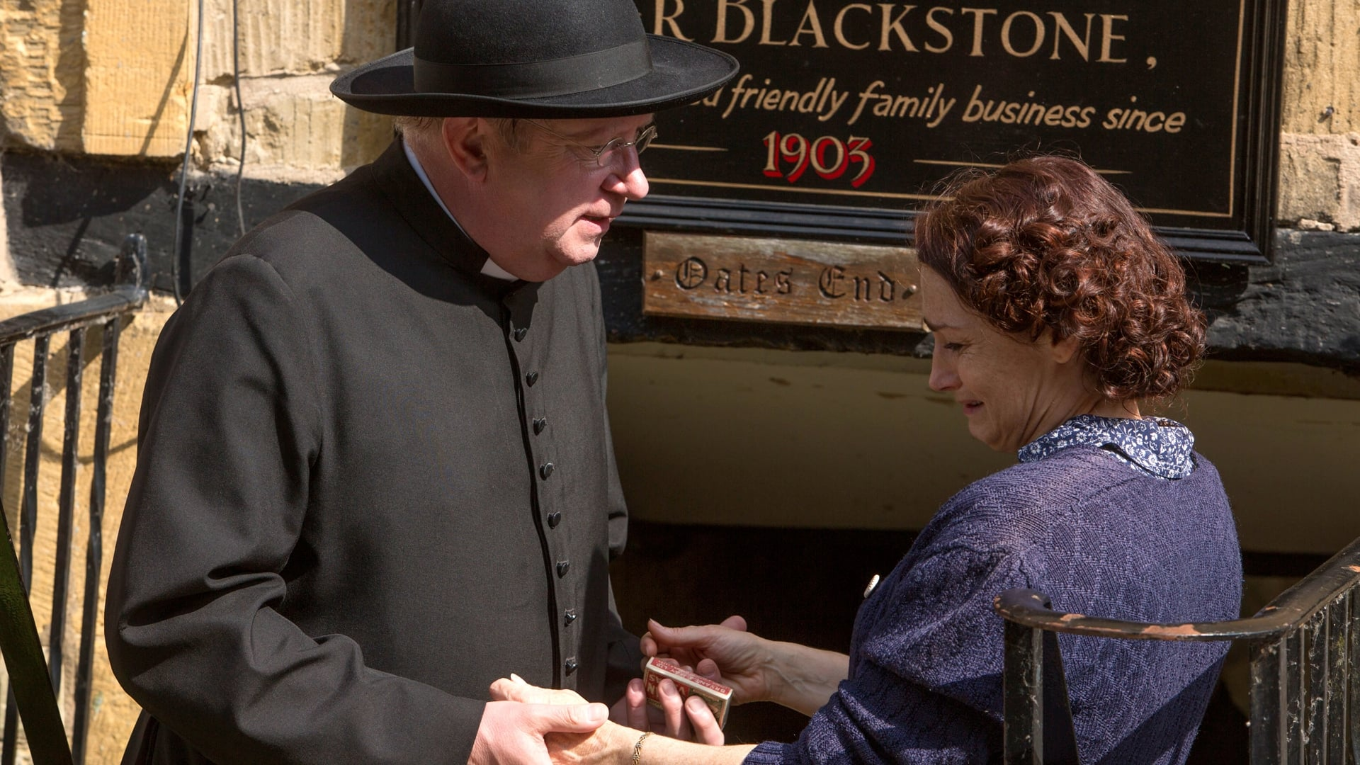 Father Brown Season 4 :Episode 8  The Resurrectionists