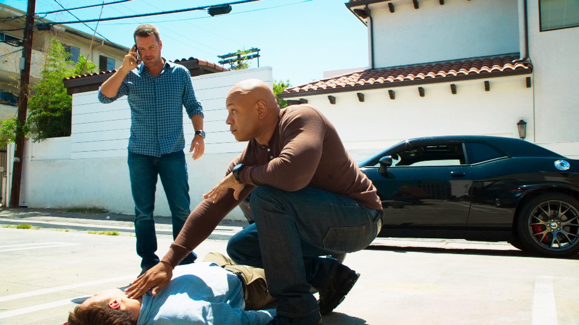 NCIS: Los Angeles Season 7 :Episode 3  Driving Miss Diaz