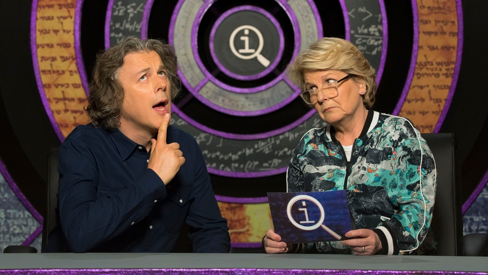QI - Season 16 Episode 5 : Public and Private