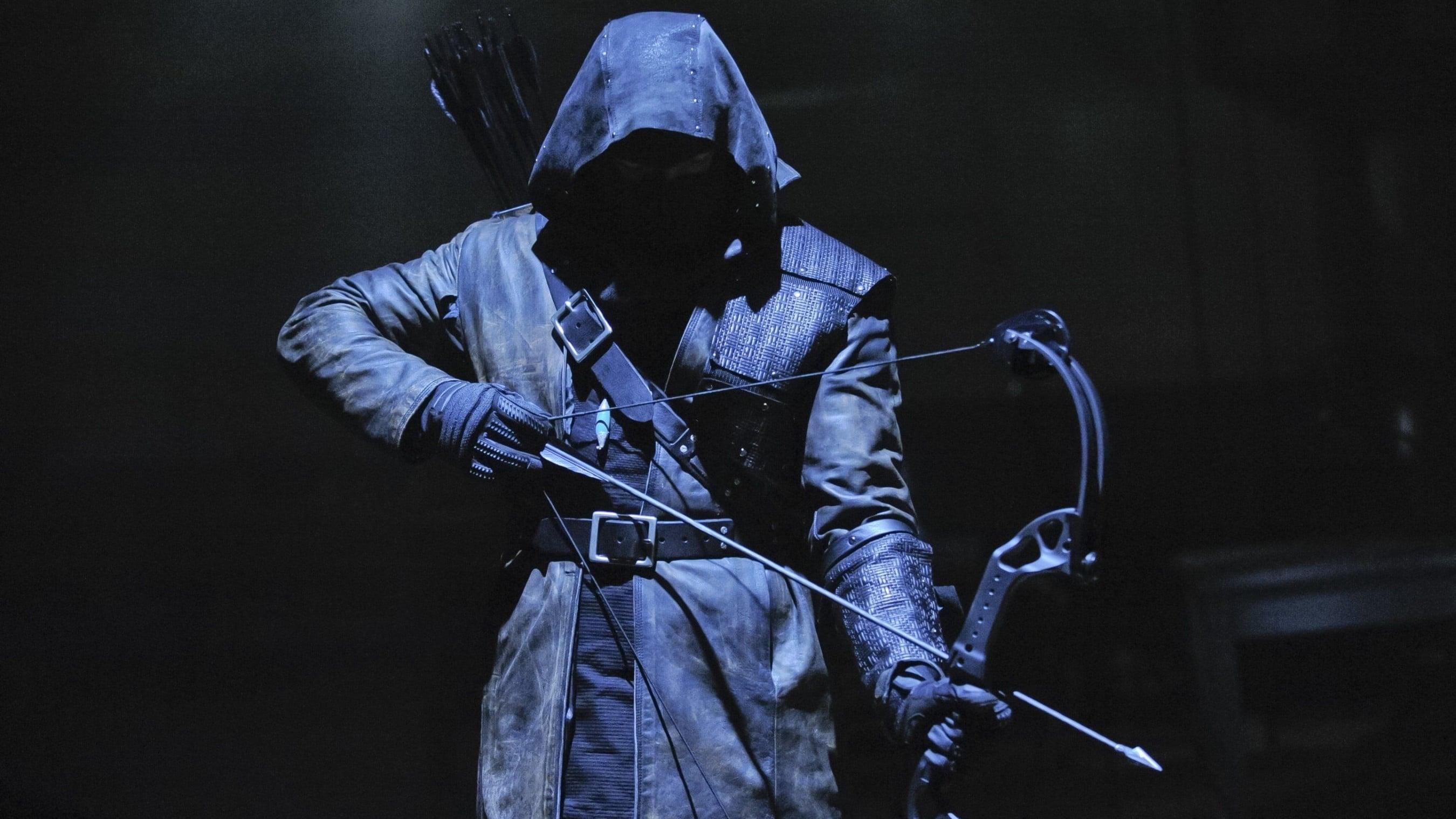 Arrow Season 1 :Episode 9  Schwarze Pfeile