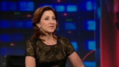 The Daily Show with Trevor Noah Season 18 :Episode 85  Edie Falco