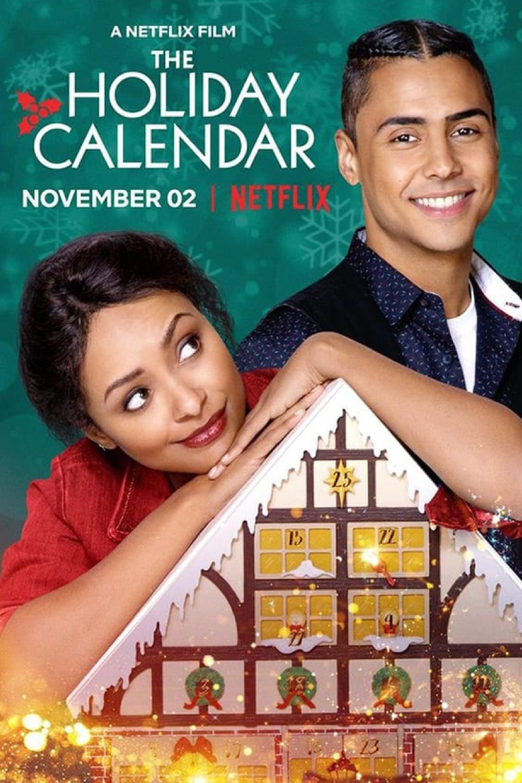 Póster El calendario de Navidad