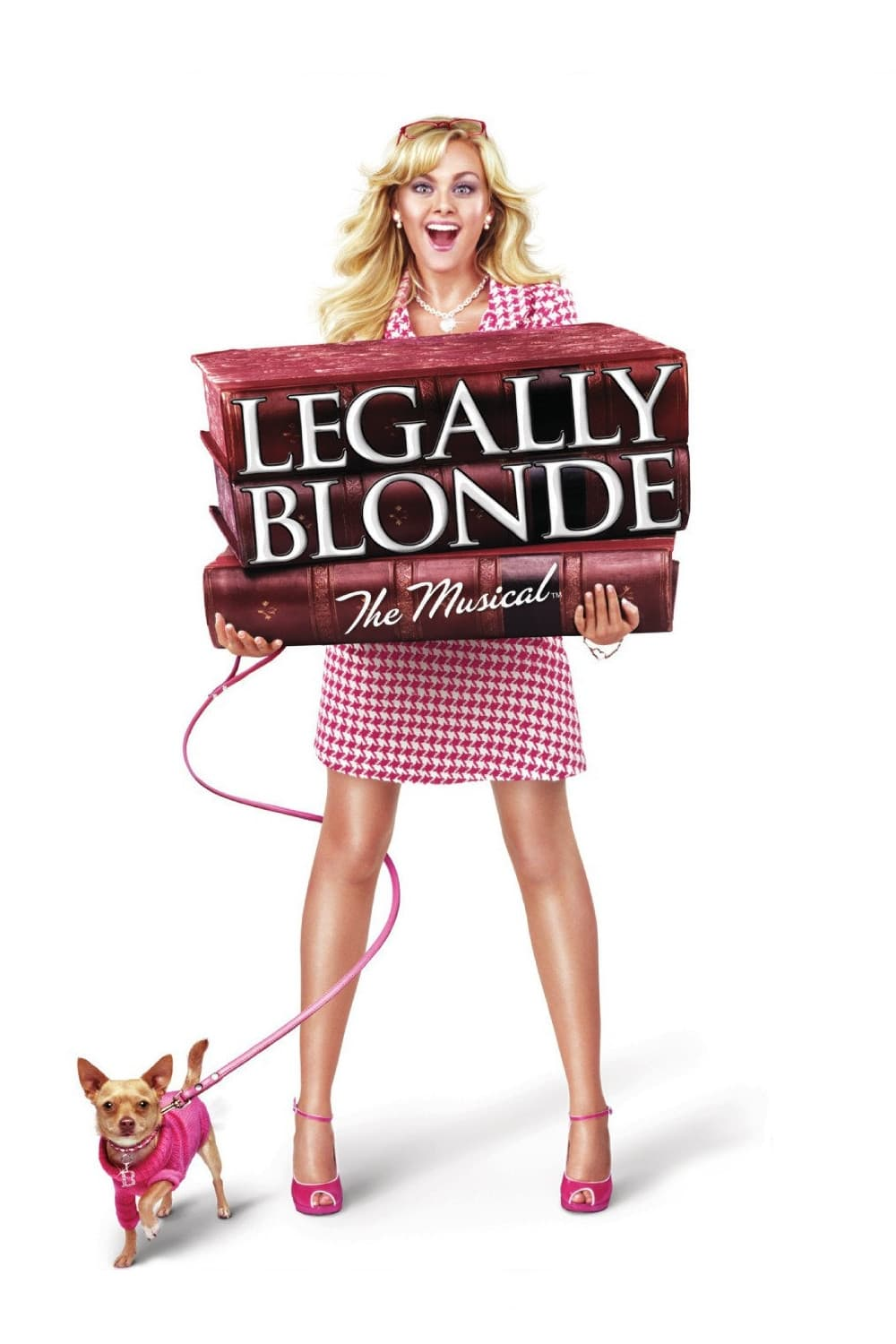 legally blonde Fabulously fun and international award-winning legally blonde - the musical is the ultimate broadway tribute to girl power the story follows the transformation of elle woods as she tackles stereotypes, sexism, snobbery and scandal in pursuit of her dreams, and proves that you can be legally.