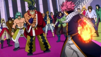 Fairy Tail Season 4 :Episode 16  Pandemonium
