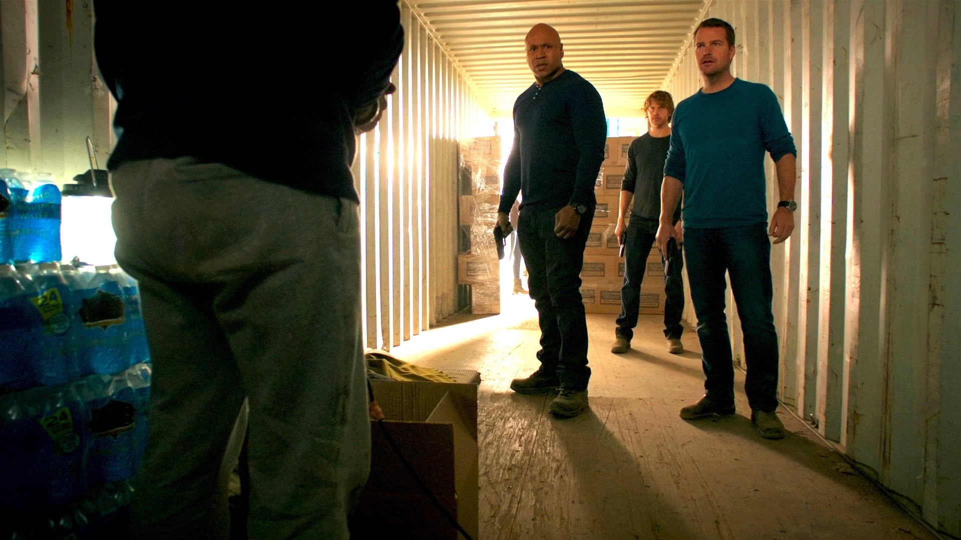 NCIS: Los Angeles Season 7 :Episode 15  Matryoshka (1)