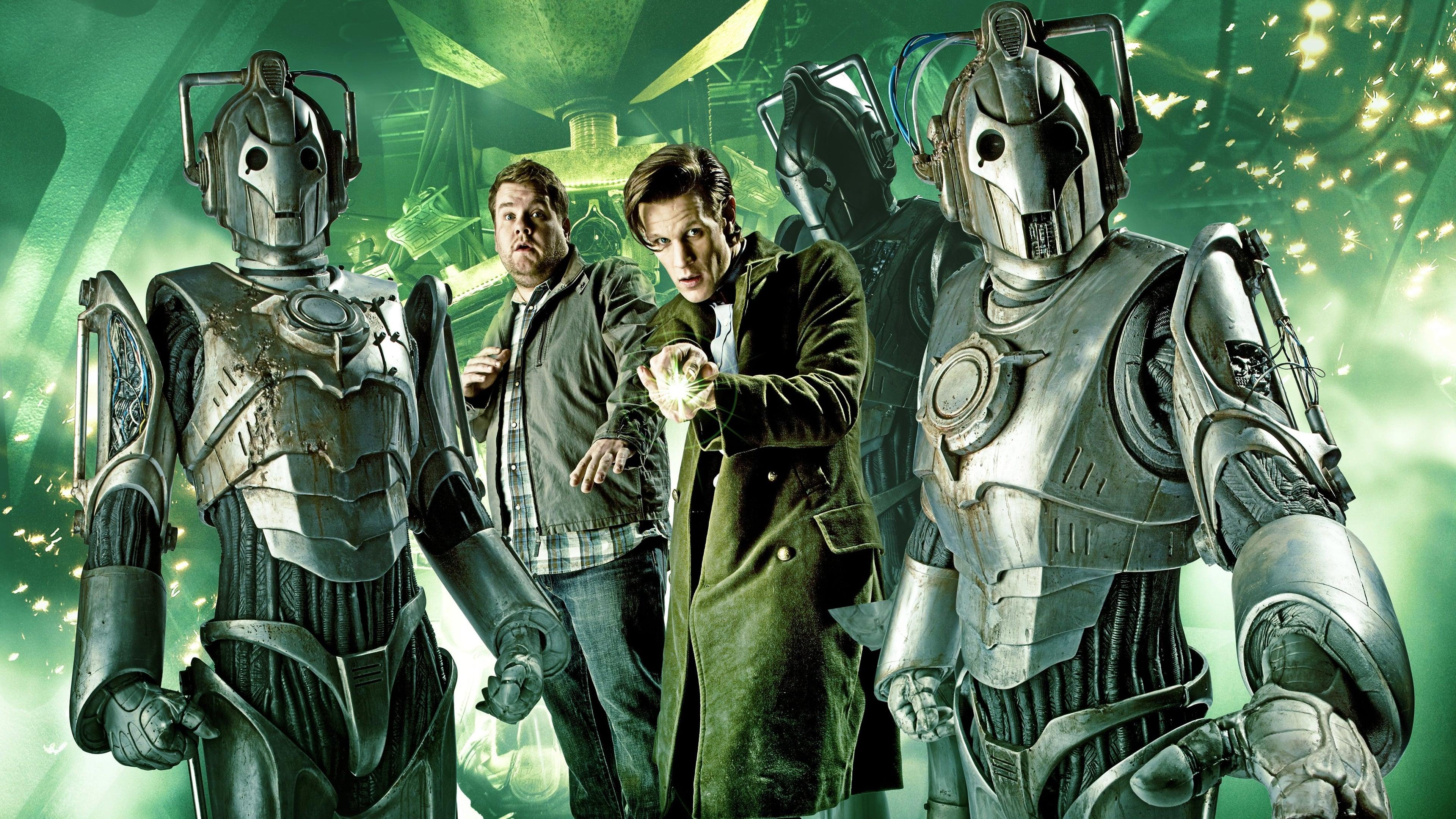 Doctor Who Season 6 :Episode 12  Closing Time