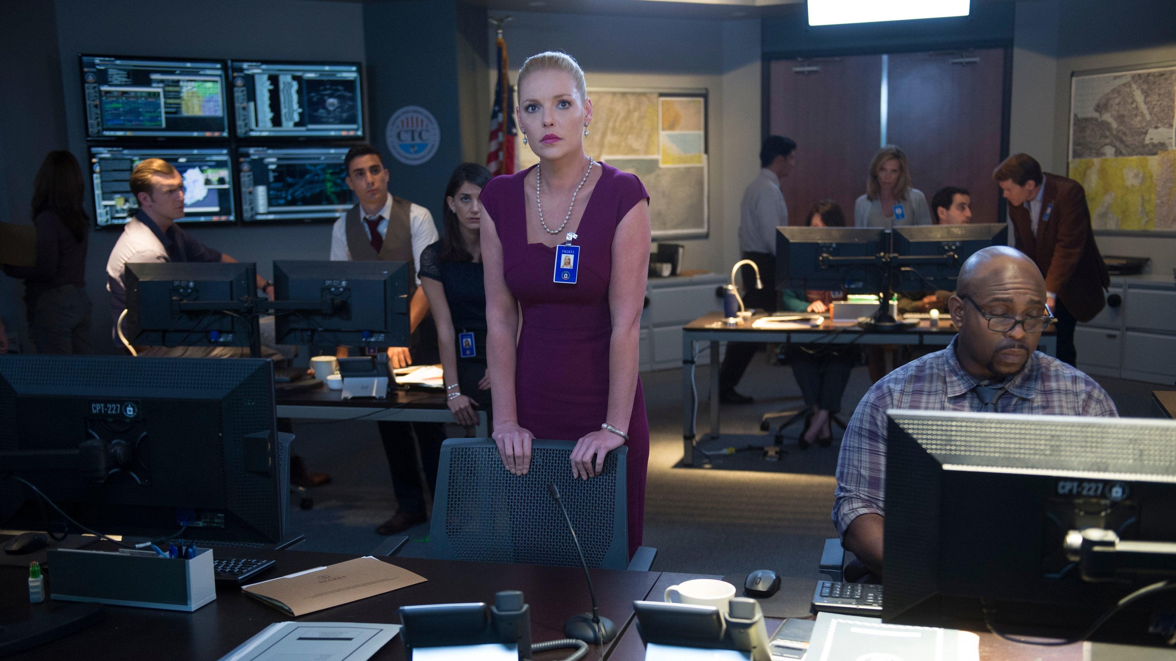 State of Affairs Season 1 :Episode 2  Secrets & Lies