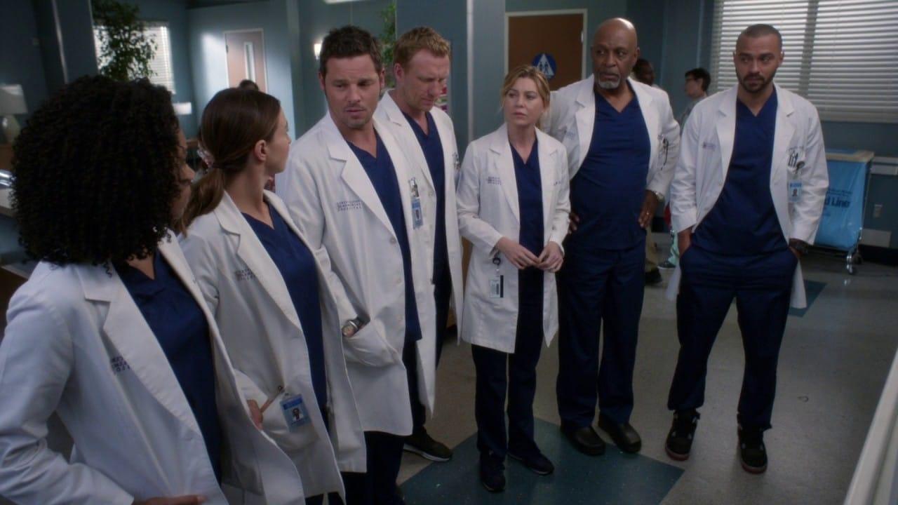 Grey's Anatomy Season 14 :Episode 12  Harder, Better, Faster, Stronger