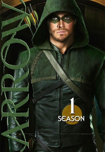 Arrow 1ª Temporada Dublado