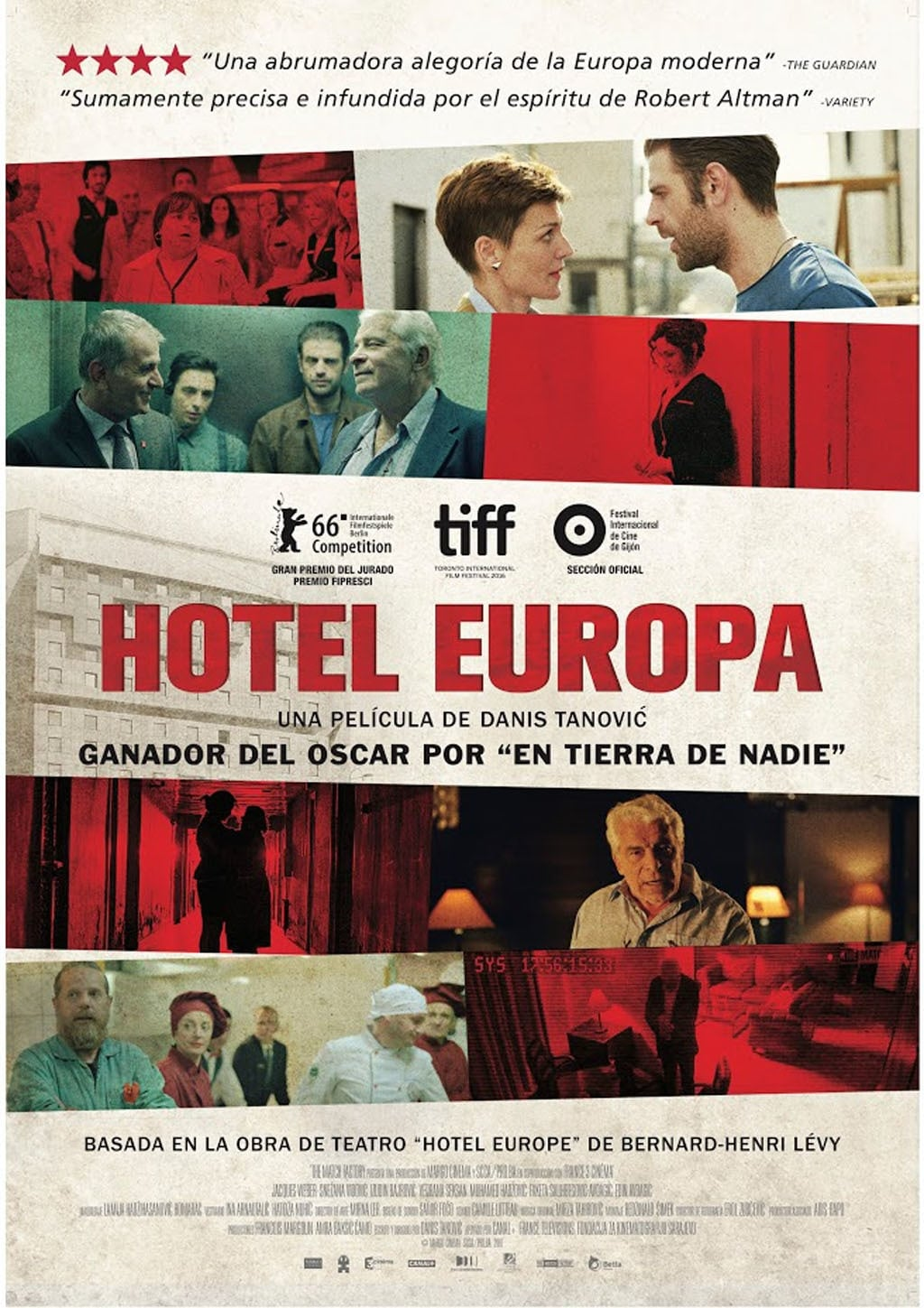 Póster Hotel Europa