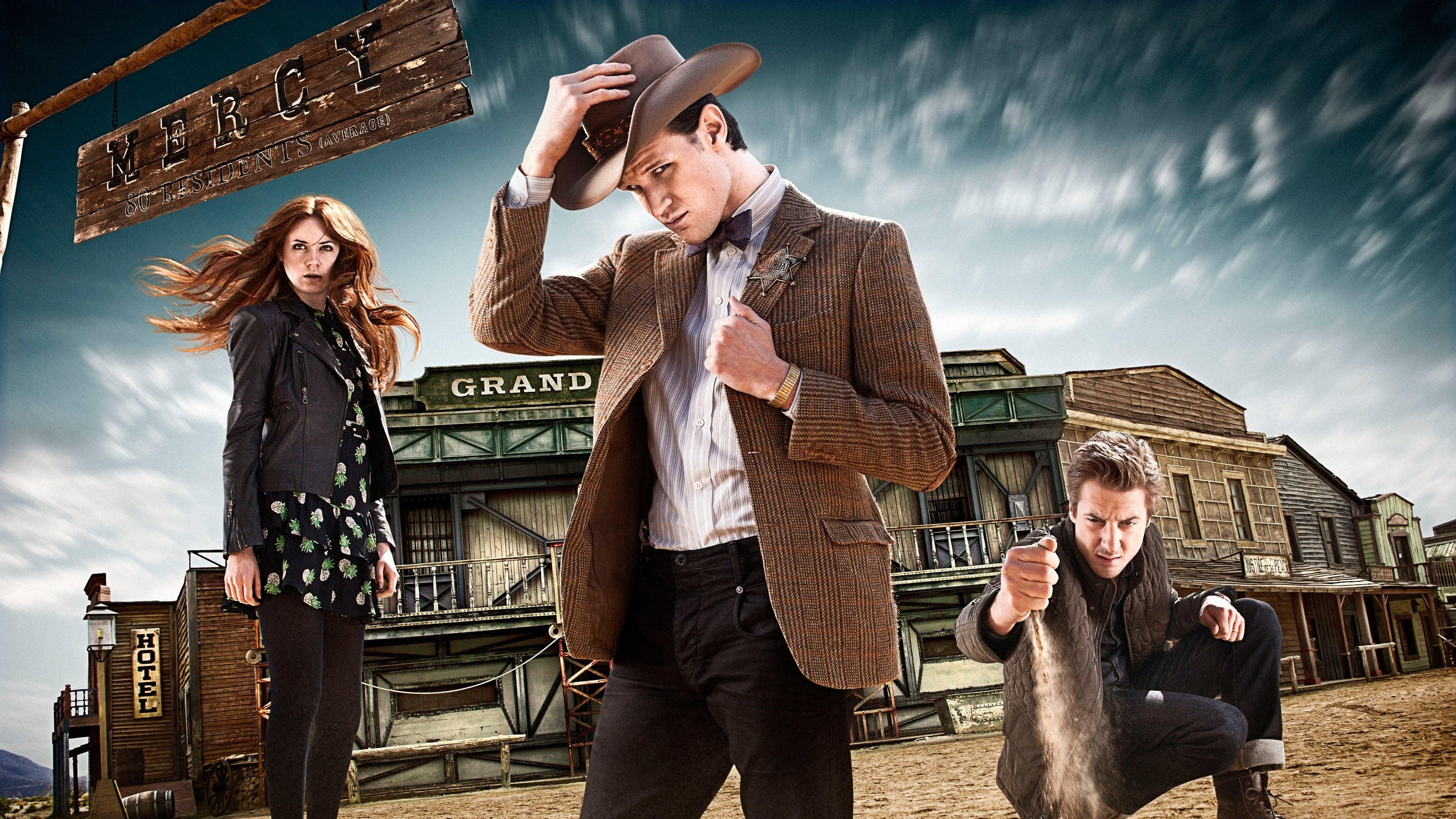 Doctor Who Season 7 :Episode 3  Wilder Westen