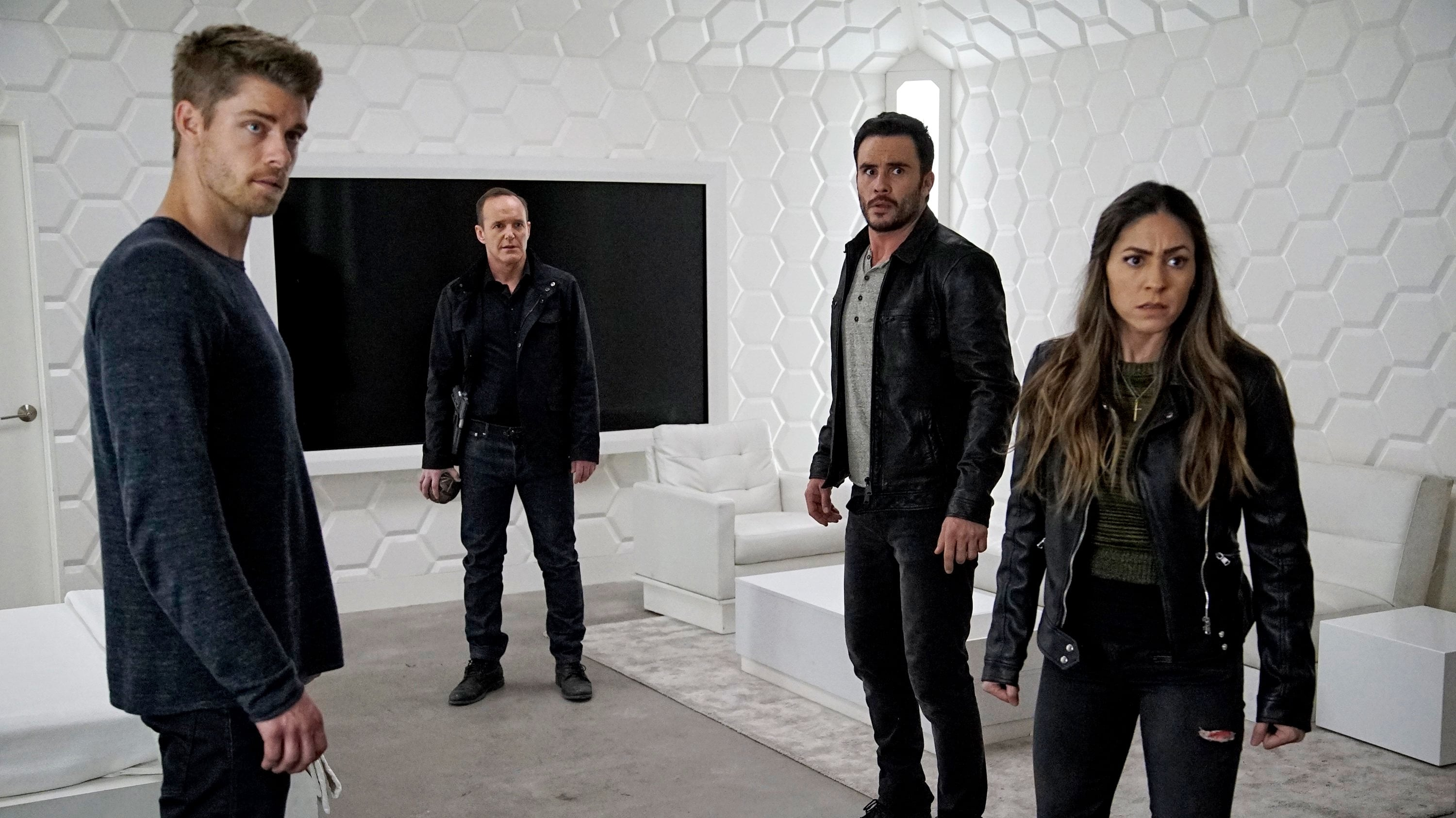 Marvel's Agents of S.H.I.E.L.D. Season 3 :Episode 17  The Team
