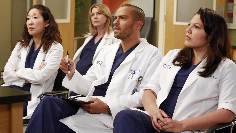 Grey's Anatomy Season 9 :Episode 20  Die nackte Wahrheit