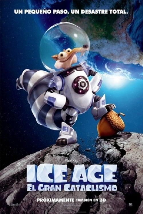 Póster Ice Age: El gran cataclismo