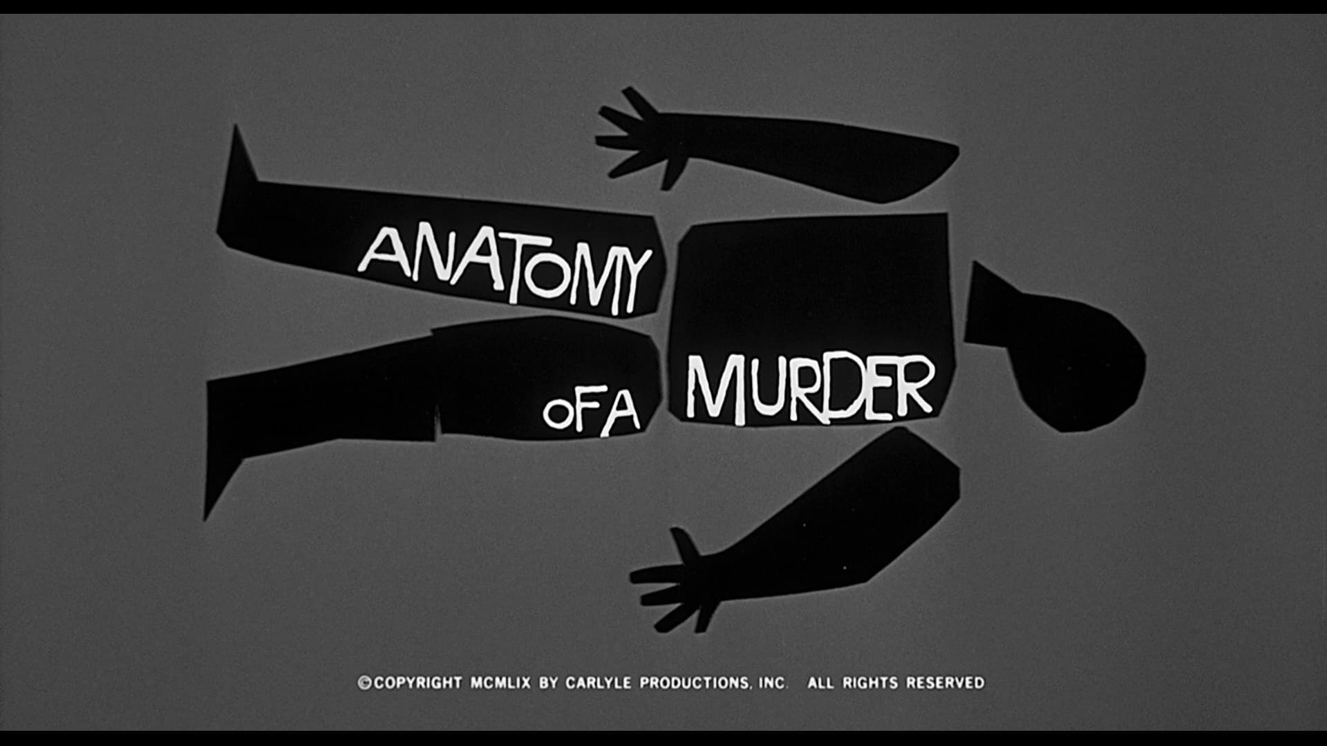 Anatomy of a murder trailer