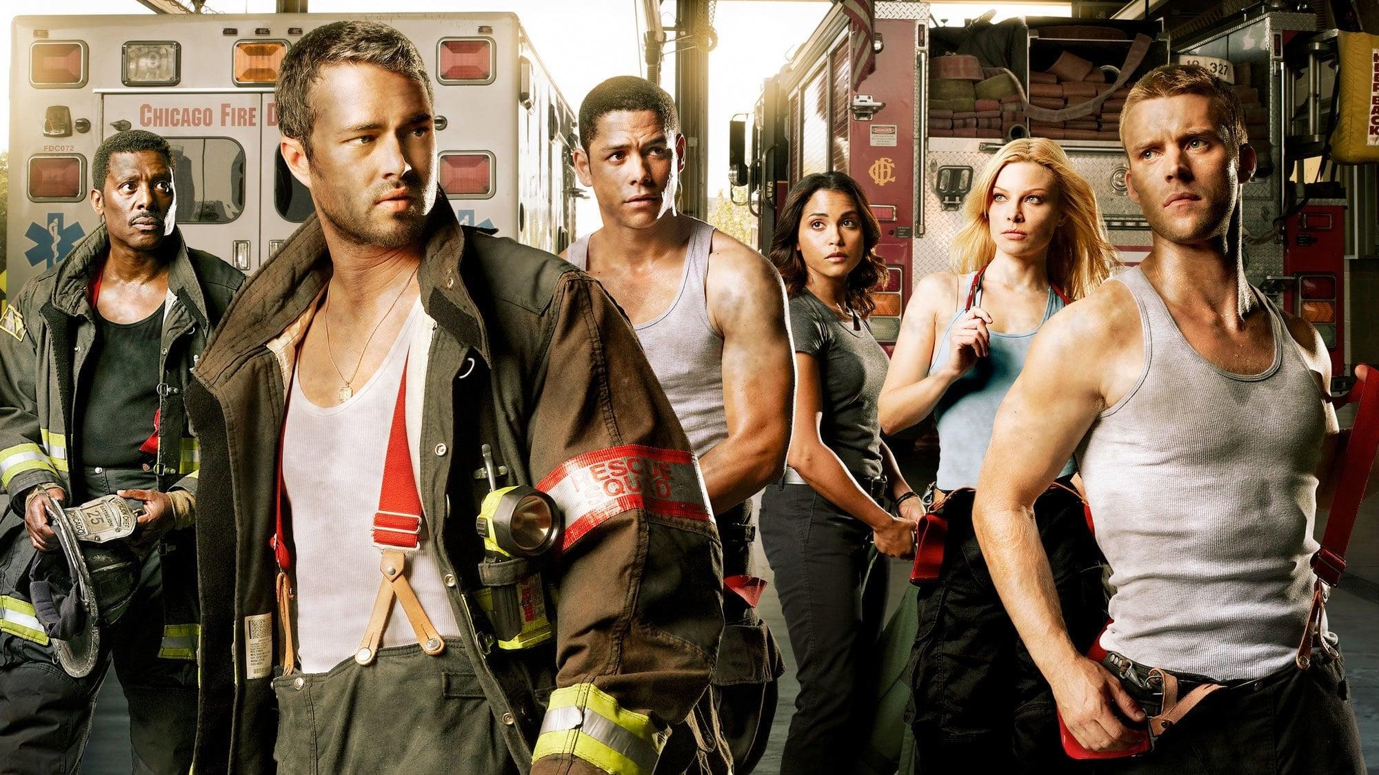 Chicago Fire - Season 8