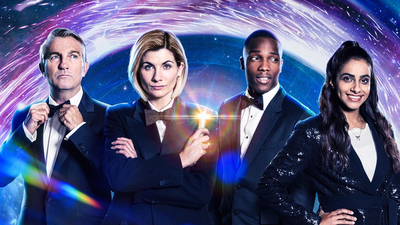 Doctor Who Season 12 :Episode 1  Folge 1