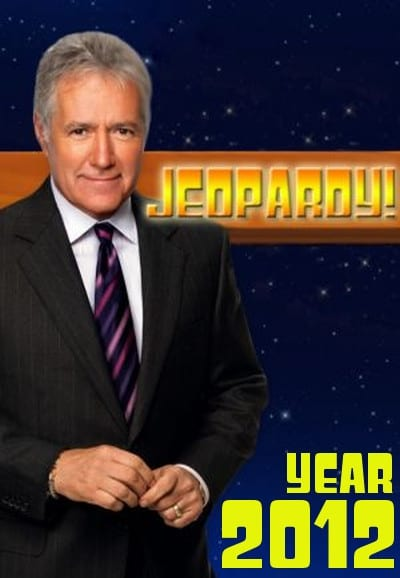 Jeopardy! Season 2012