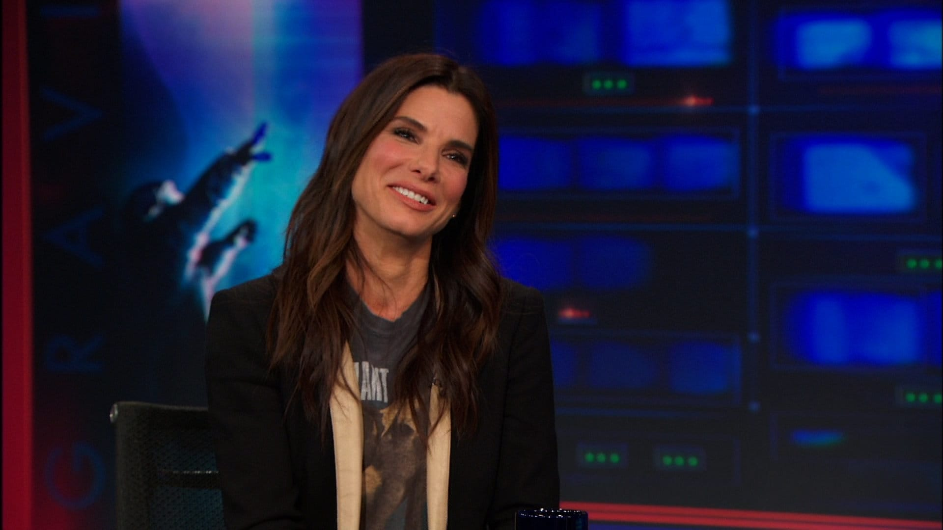 The Daily Show with Trevor Noah Season 19 :Episode 3  Sandra Bullock