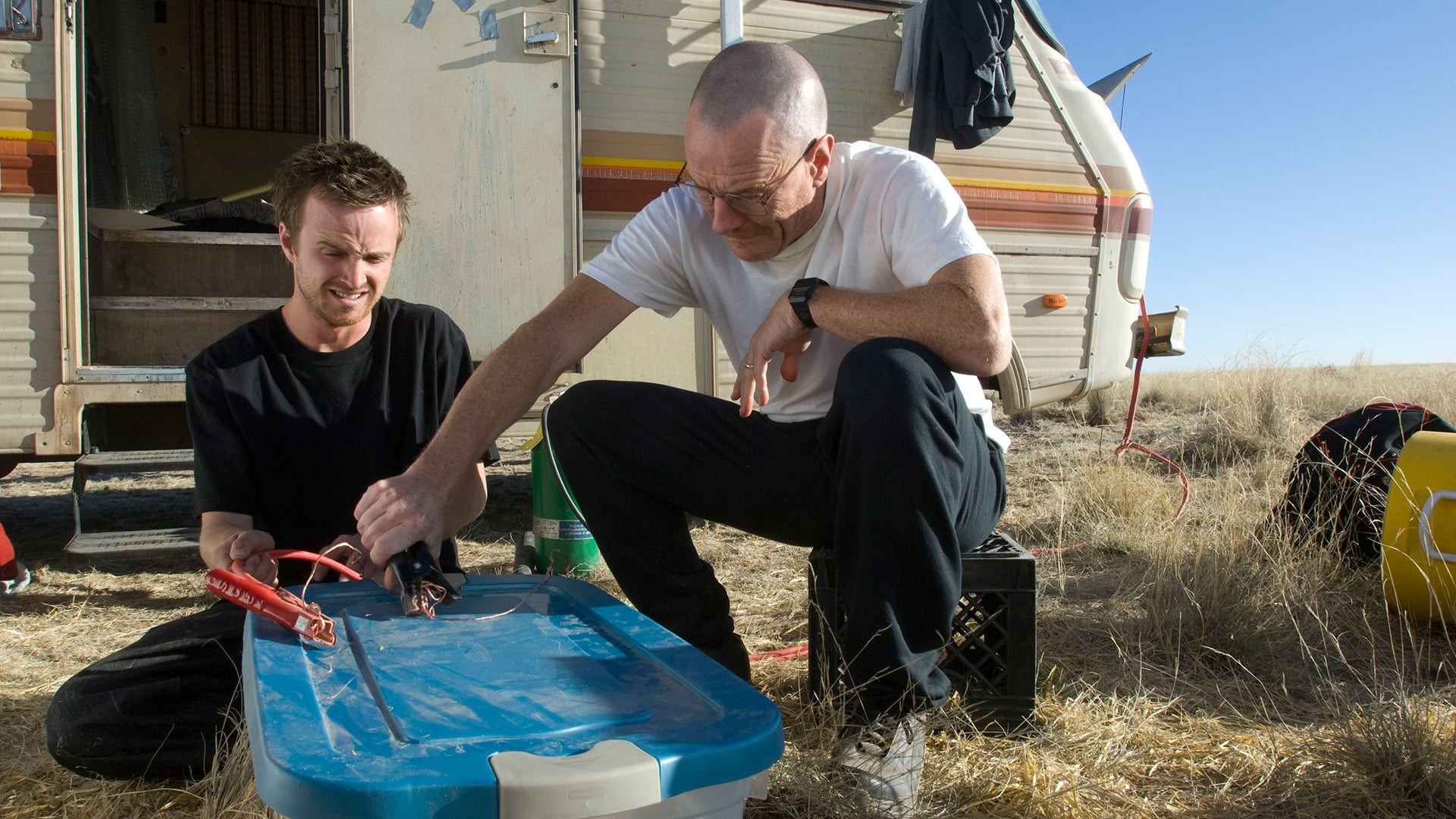 Breaking Bad Season 2 :Episode 9  4 Days Out