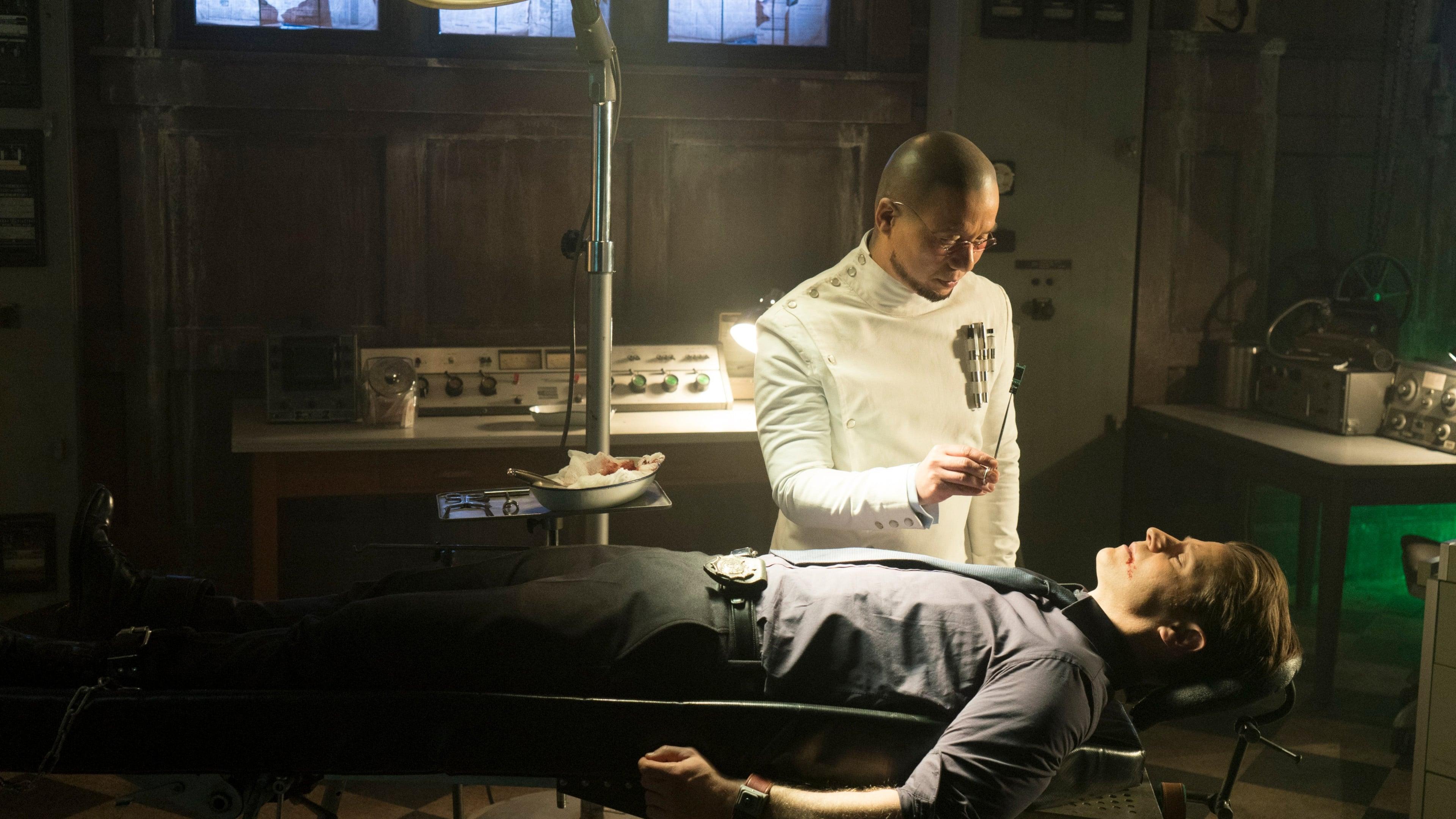 Gotham Season 5 :Episode 10  Legend of Dark Knight: I Am Bane