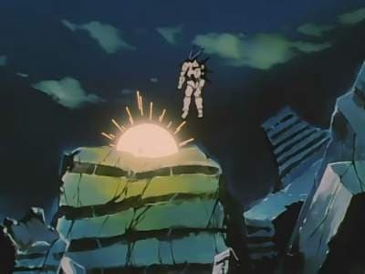 Dragon Ball GT Season 1 :Episode 61  The Limits of Power