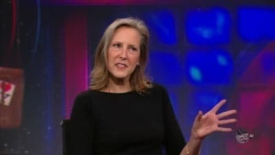 The Daily Show with Trevor Noah Season 15 :Episode 96  Mary Roach