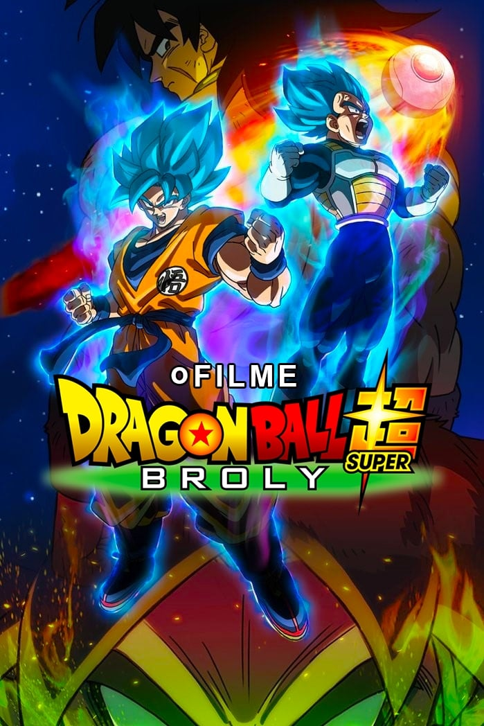 Dragon Ball Super - Broly (2019) Torrent - WEB-DL 720p e 1080p Dublado e Legendado Download