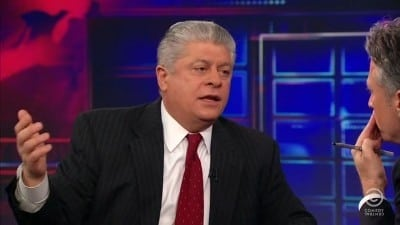 The Daily Show with Trevor Noah Season 17 :Episode 41  Andrew Napolitano