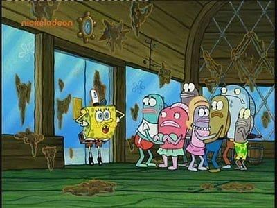 SpongeBob SquarePants Season 6 :Episode 36  Gullible Pants