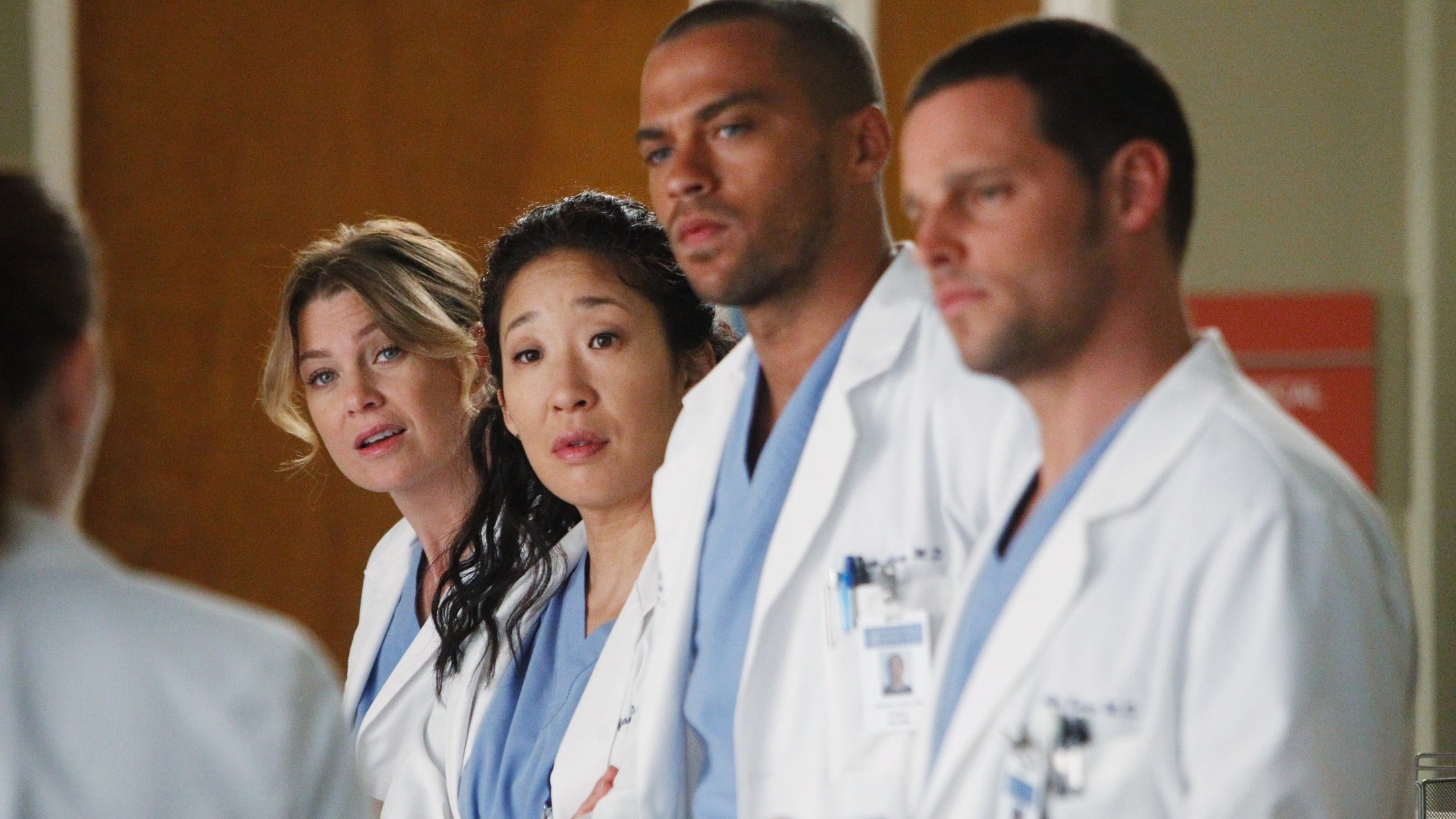Grey's Anatomy Season 8 :Episode 3  Take the Lead