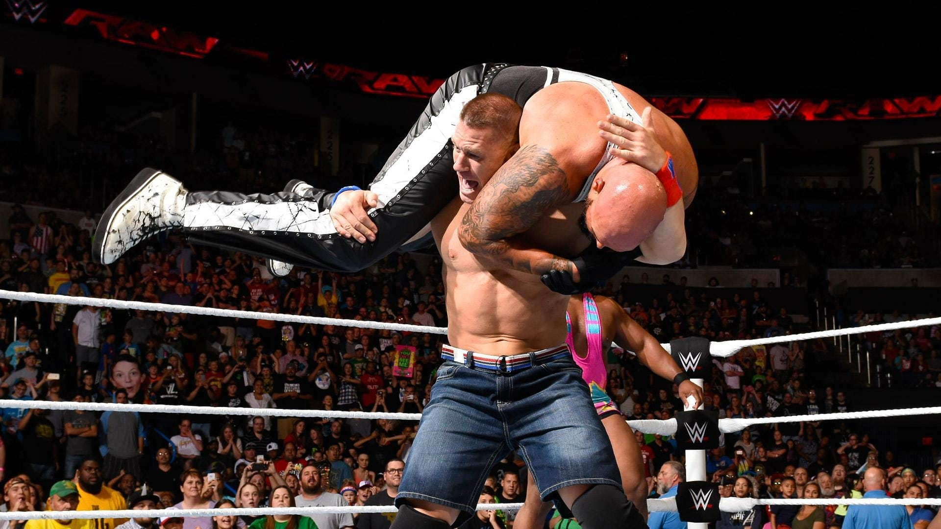 WWE Raw Season 24 :Episode 23  June 6, 2016 (Oklahoma City, OK)
