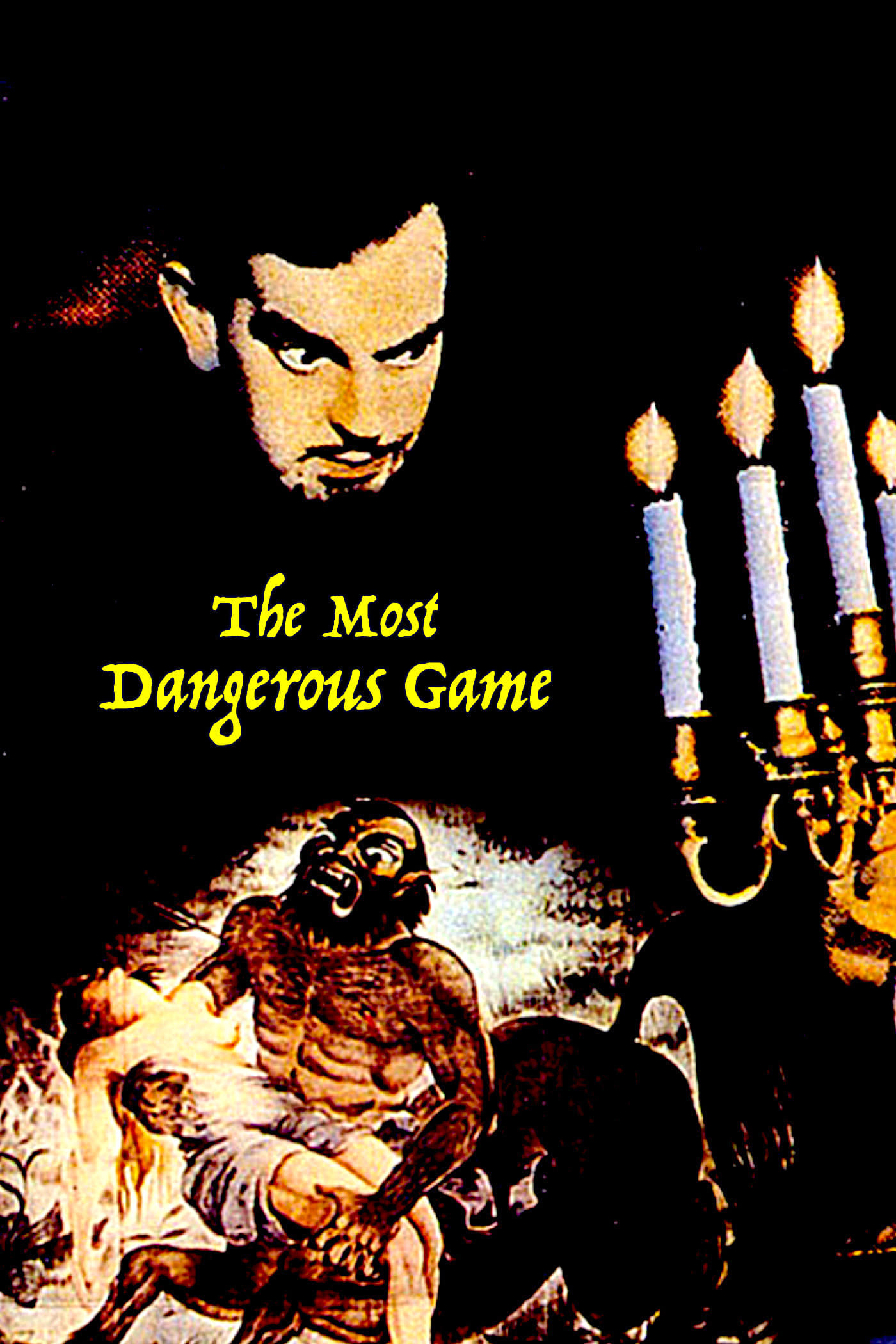 the most dangerous game synecdoche The most dangerous game is the original tale of the hunter becoming the hunted, as skilled game-hunter rainsford finds himself fighting for his very life in a cat-and-mouse game with the.
