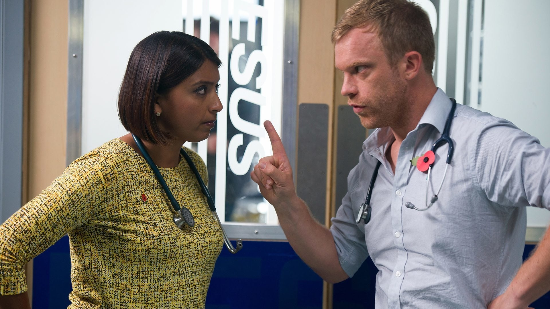 Casualty - Season 29 Episode 9 : Entrenched