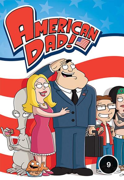 American Dad Season 9