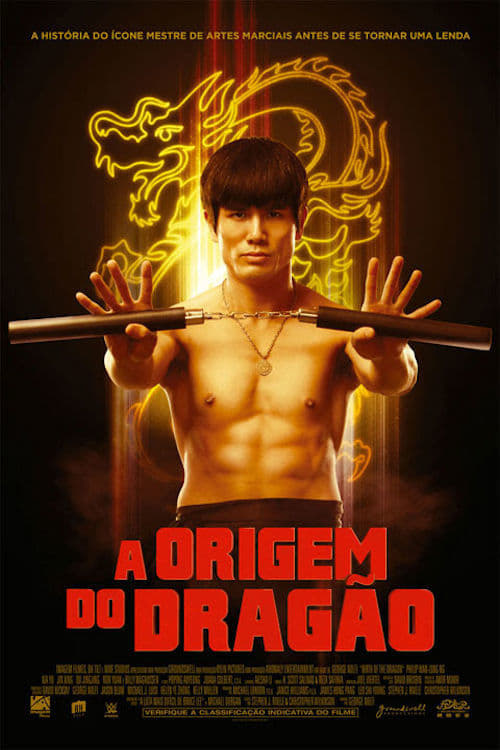 A Origem do Dragão Torrent (2018) Dual Áudio BluRay 1080p Download